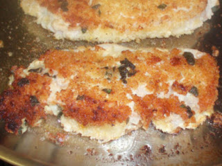 Panko Crusted Mustard Pork Cutlets Recipe