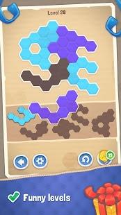 Paper Blocks Hexa - náhled