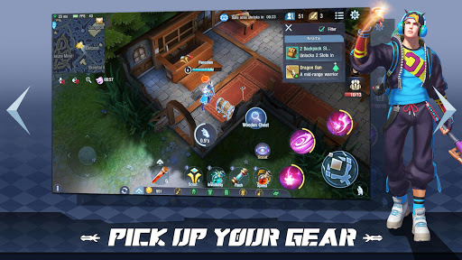 Survival Heroes - MOBA Battle Royale 1.1.0 screenshots 13