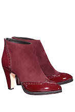 Photo: Boots bi matières QUELQUES SHOES DE PLUS - Mode BE