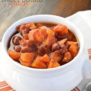 Smoky Sweet Potato Chili.