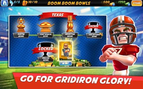Boom Boom Football- screenshot