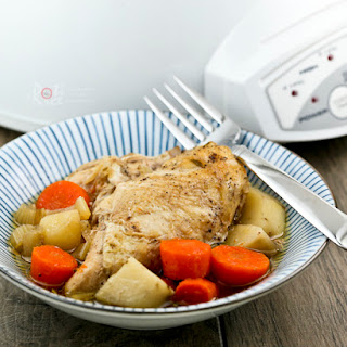 Slow Cooker Chicken Stew.
