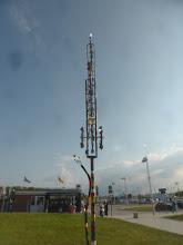 Photo: horizontale - verticale Drehachsen, Windblühte, Windspiel in verschiedensten Ansichten, MIrko Siakkou-Flodin