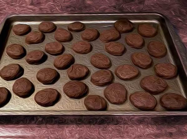 Ground Chocolate Cookie Wafer Base Recipe