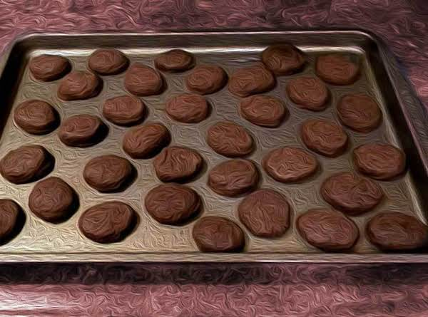 Ground Chocolate Cookie Wafer Base