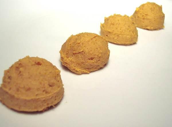 Pumpkin Cheesecake Drop Cookies