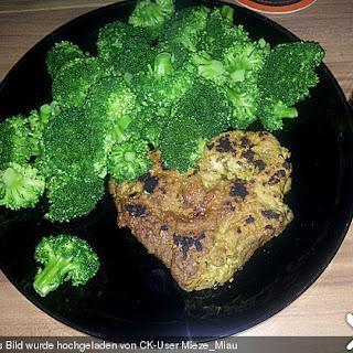 Seitan(-Steaks) aus dem Ofen