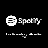 Spotify Music per Android TV