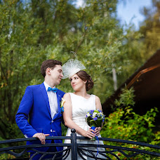 Wedding photographer Leonid Komarov (komarofleo). Photo of 03.08.2015