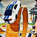 Impossible Ramps Stunt Car Racing Fun Game 2020 icon