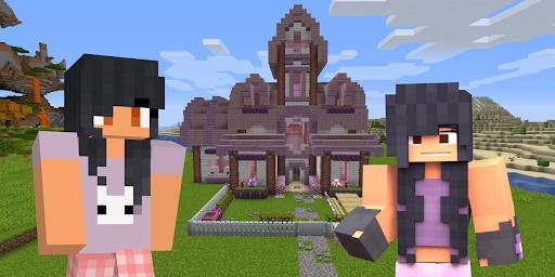 Aphmau Skins for Minecraft cheat hacks