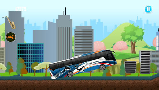PO Bus Sumber Rahayu Simulator - náhled