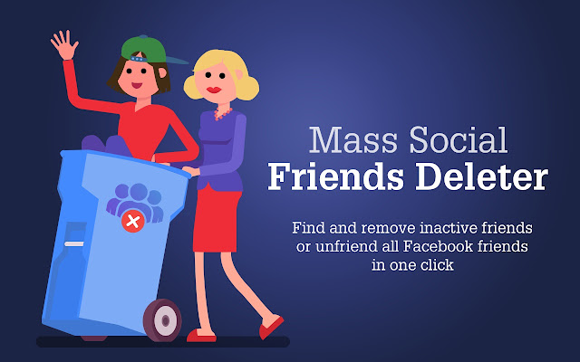 Mass Friends Deleter - Friends Remover - Chrome Web Store
