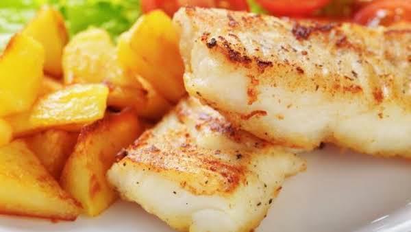 Alaska Black Cod Marinated With Honey Recipe