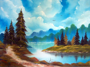Photo: 1307 Peaceful Haven 18 x 24 $249.00
