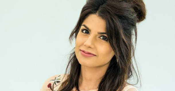 Bake Off's Ruby Bhogal tricked into revealing winner