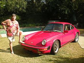 Photo: Lee Grund's Porsche