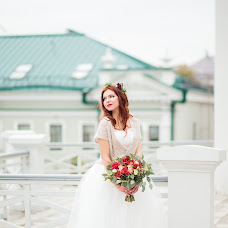 Wedding photographer Nadiya Niyazova (Nadiyan). Photo of 27.09.2016