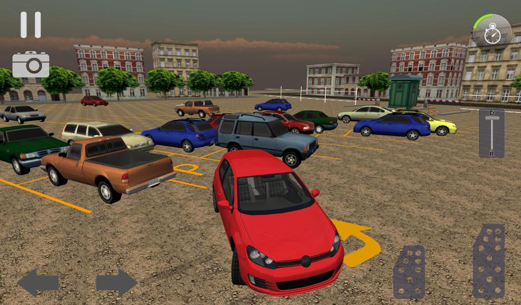 Şehirde araba park etme 3d - google play'de android uygulamaları