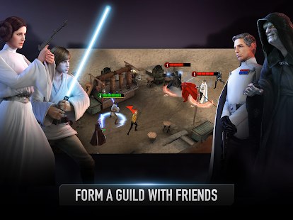 Star Wars: Force Arena screenshot 11