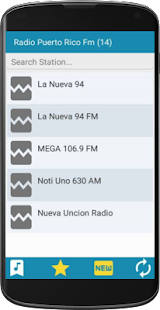 Radio Puerto Rico FM- screenshot thumbnail