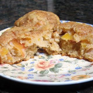 Cinnamon-Spiced Nectarine Muffins.