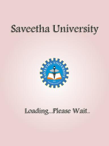 Saveetha University