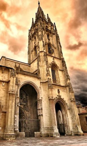 オビエド大聖堂 lwp
