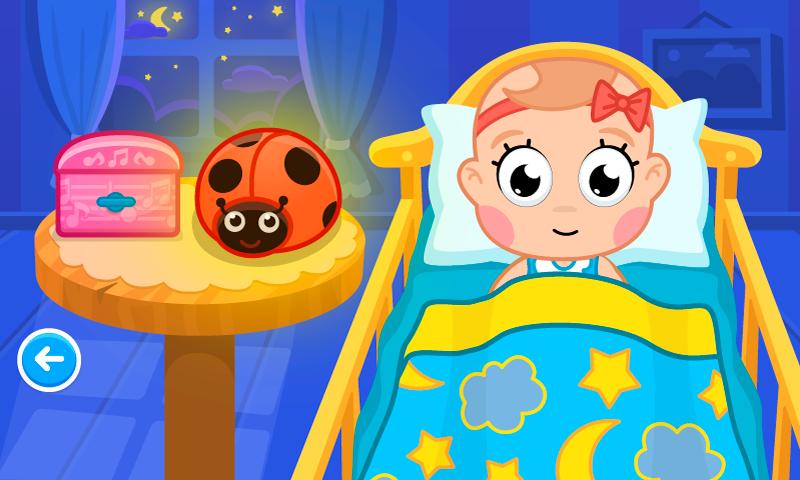 Скриншот Уход за ребенком