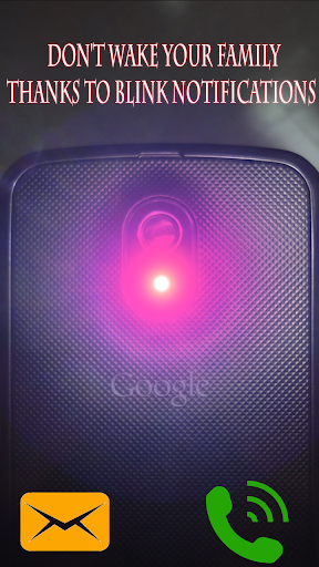 Alert Flash LED Color Call! 1.0 screenshots 2
