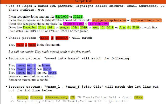 nmc Highlighter 1.4.3
