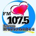 Nuevos Horizontes 107.5 FM icon