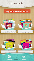 Screenshot of justWink Greeting Cards