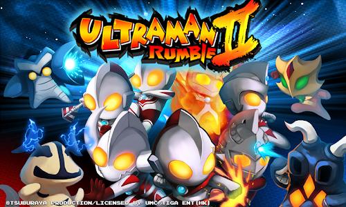 Ultraman Rumble2:Heroes Arena v1.76 (Free Shopping)