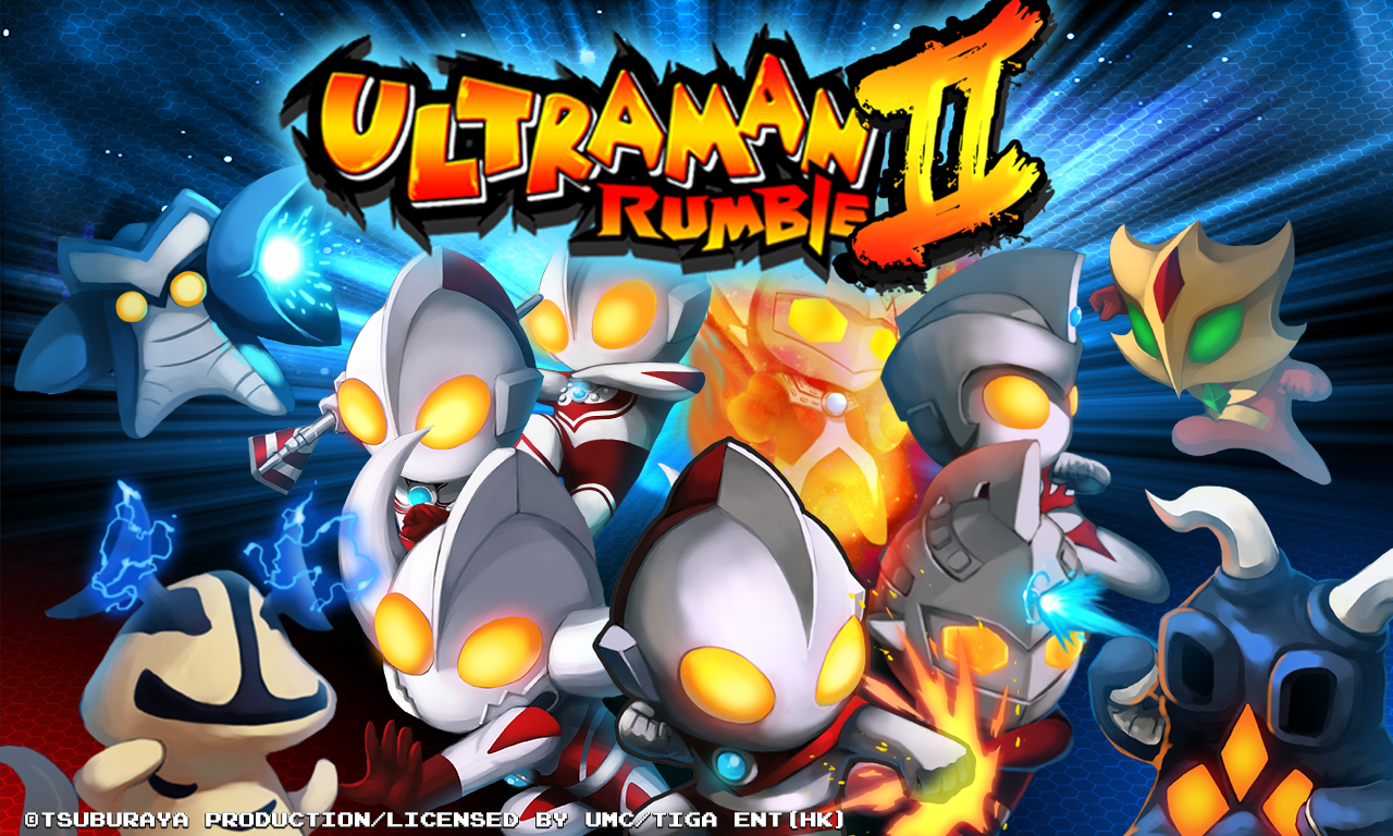 Ultraman Rumble2:Heroes Arena- screenshot