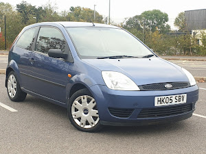 2005 FORD FIESTA STYLE AUTO
