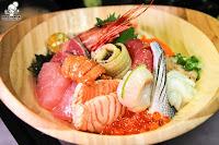 新鮮海味初丼 Hajidon
