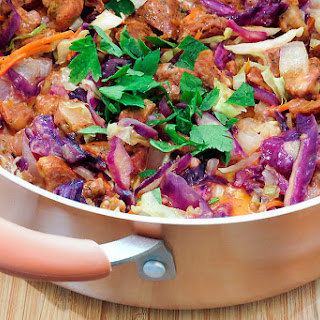 Sausage Cabbage Skillet Recipes