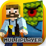 Block Gun 3D: Aliens & Cowboys 1.0 Apk