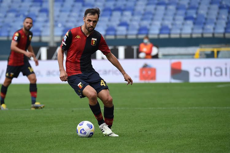 La Genoa prend une décision drastique