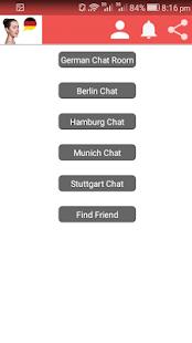 chats deutsch