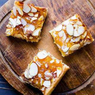 Almond Bars With Almond Paste Recipes
