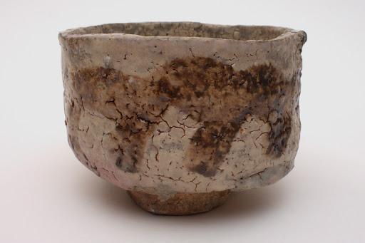 Charles Bound Ceramic Tea Bowl 059