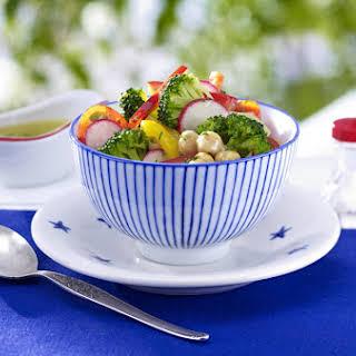 Broccoli Tomato Salad.