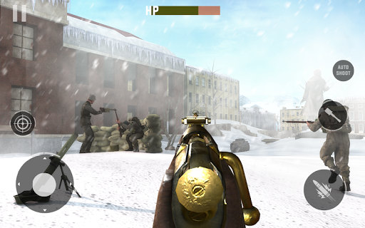World War 2 Heroes Army cheat screenshots 2
