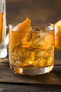 A classic Old Fashioned is made with bourbon.