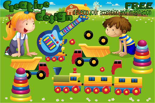Creative Design Game