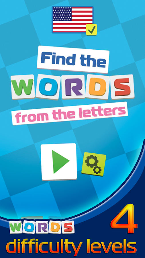 find words with letters find the words from the letter android apps on play 1226