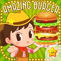 Let's do pretend Hamburgershop icon
